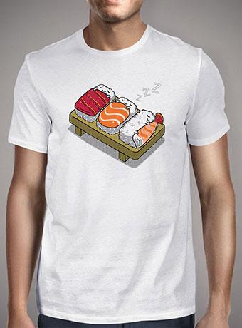 Мужская футболка Sushi
