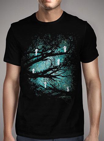 Мужская футболка Tree Spirits