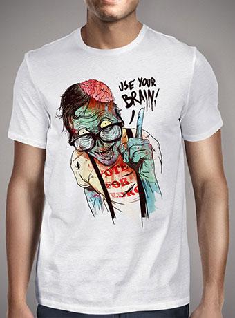 Мужская футболка Use Your Brain