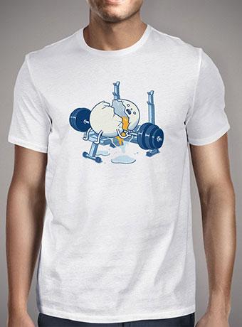 Мужская футболка Weight Lifting Accident