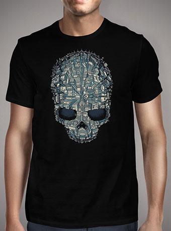 Мужская футболка Welcome to Skull City!