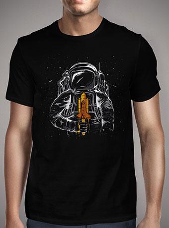 Мужская футболка Space Popsicle