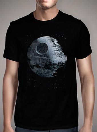Мужская футболка Death Star
