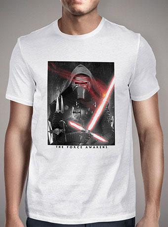 Мужская футболка Kylo Ren Frame