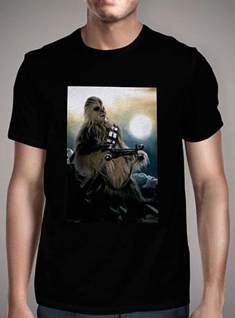 Мужская футболка Wookiee Warrior