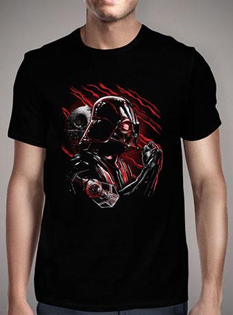 Мужская футболка Wrath of Darth Vader