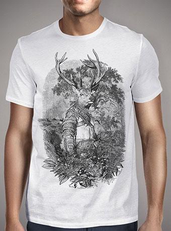Мужская футболка Stagmanok