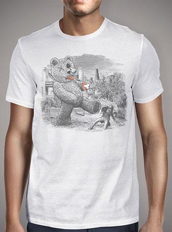 Мужская футболка Teddy's Back!