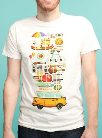 Мужская футболка Best Trip Ever