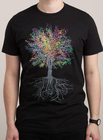 Мужская футболка It Grows on Trees
