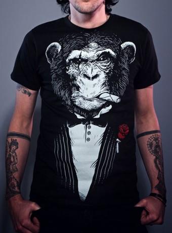 Мужская футболка Monkey Business