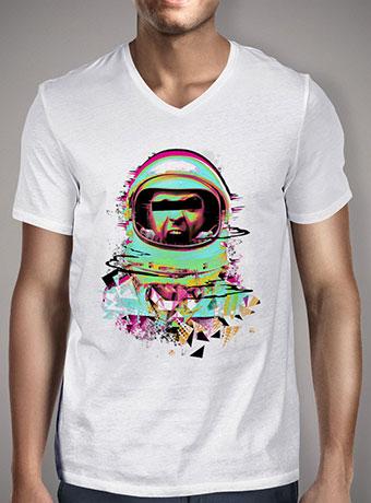 Мужская футболка с V-образным вырезом Astro