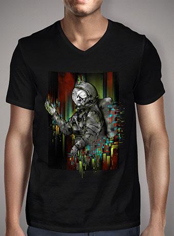 Мужская футболка с V-образным вырезом Infest