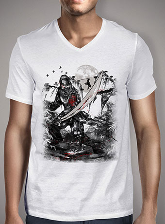 Мужская футболка с V-образным вырезом Ronin