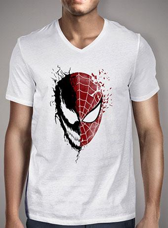Мужская футболка с V-образным вырезом Versus