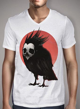 Мужская футболка с V-образным вырезом Birdie