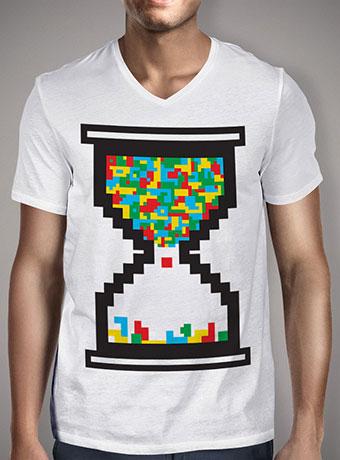 Мужская футболка с V-образным вырезом Game Time