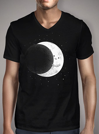 Мужская футболка с V-образным вырезом Slide Show