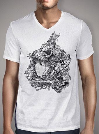 Мужская футболка с V-образным вырезом Tribe