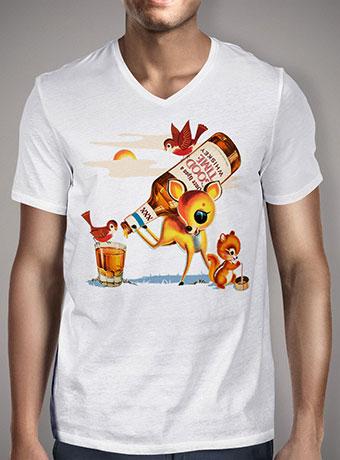 Мужская футболка с V-образным вырезом Once Upon A Good Time