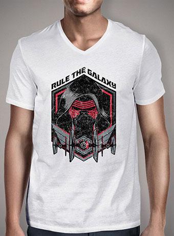 Мужская футболка с V-образным вырезом Kylo Rules