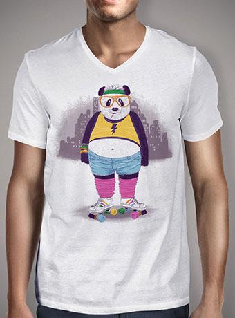 Мужская футболка с V-образным вырезом Fashion Victim