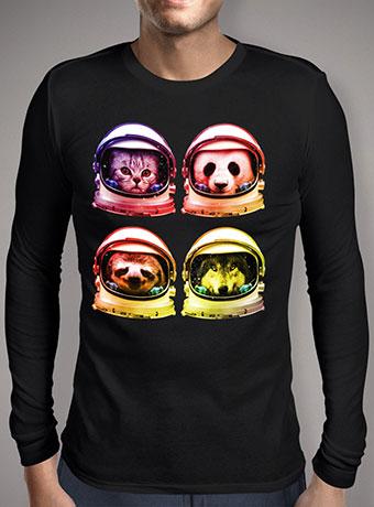 Мужская футболка с длинным рукавом Astro Full Blast