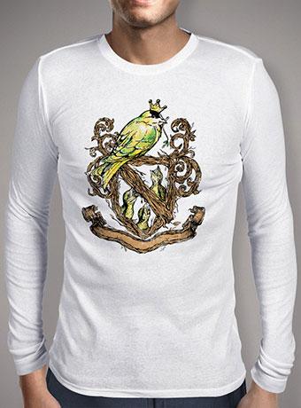 Мужская футболка с длинным рукавом Birds Crest