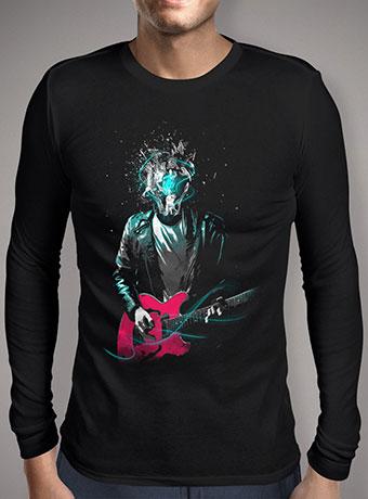 Мужская футболка с длинным рукавом Head Bang