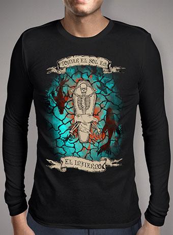 Мужская футболка с длинным рукавом Hell Yeahh