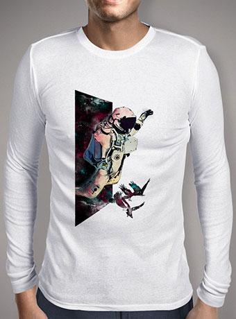 Мужская футболка с длинным рукавом Jumper