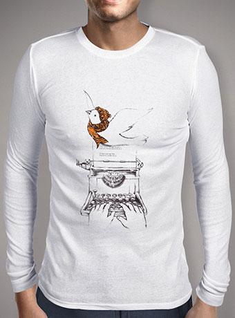 Мужская футболка с длинным рукавом My Autumn Stories