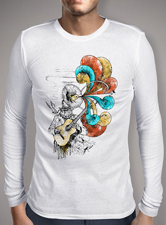 Мужская футболка с длинным рукавом Old Lullaby
