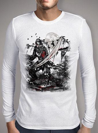 Мужская футболка с длинным рукавом Ronin
