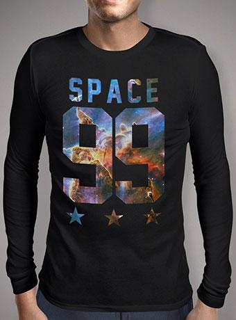 Мужская футболка с длинным рукавом Space 99