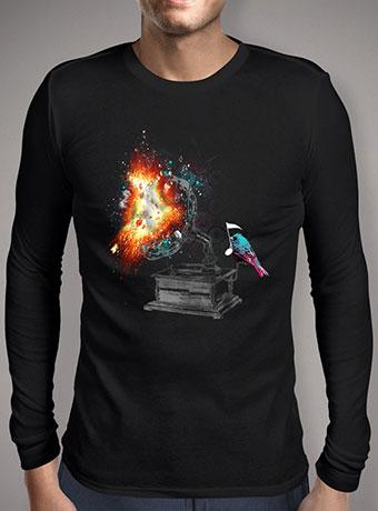 Мужская футболка с длинным рукавом Stolen Note