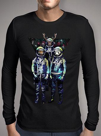 Мужская футболка с длинным рукавом The 3 Astroges