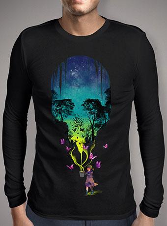 Мужская футболка с длинным рукавом The Forbidden Butterflies