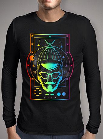 Мужская футболка с длинным рукавом The Future Geek