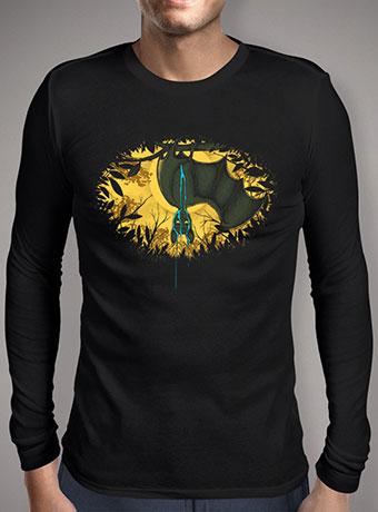 Мужская футболка с длинным рукавом Wet Dream