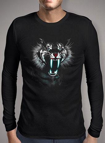 Мужская футболка с длинным рукавом White Fang