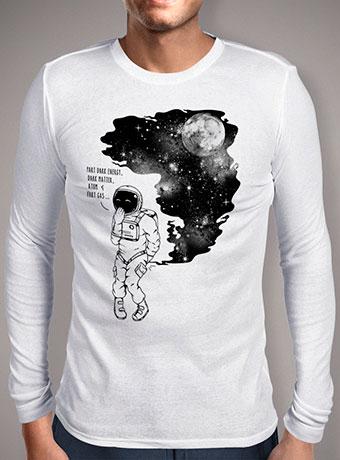 Мужская футболка с длинным рукавом De Composition Of Universe