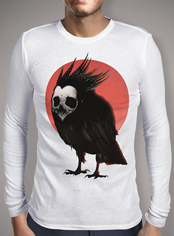 Мужская футболка с длинным рукавом Birdie