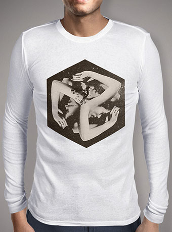 Мужская футболка с длинным рукавом Box