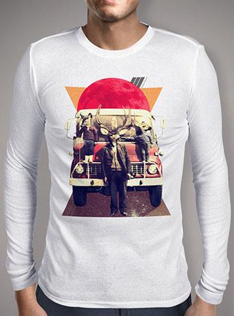 Мужская футболка с длинным рукавом El Camion