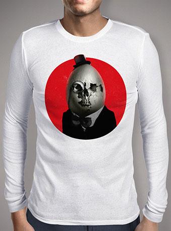 Мужская футболка с длинным рукавом Humpty Dumpty