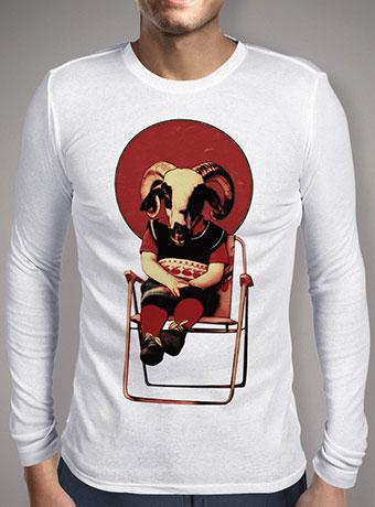 Мужская футболка с длинным рукавом Sit Tight