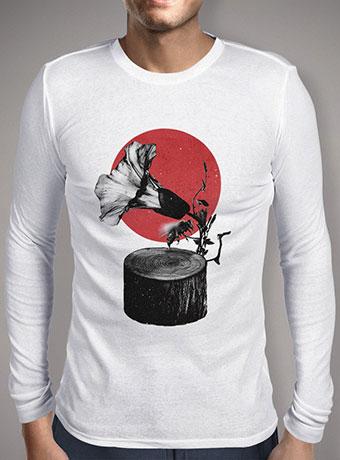 Мужская футболка с длинным рукавом Gramophone