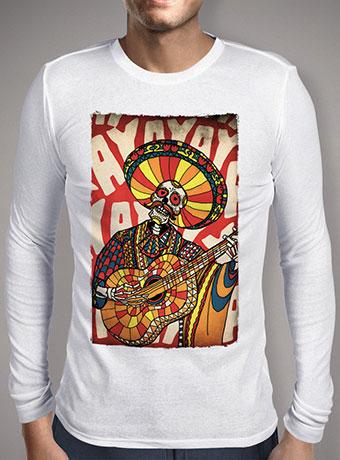 Мужская футболка с длинным рукавом Mariachi