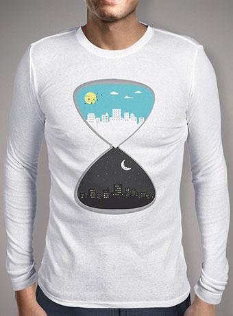 Мужская футболка с длинным рукавом Day & Night 2